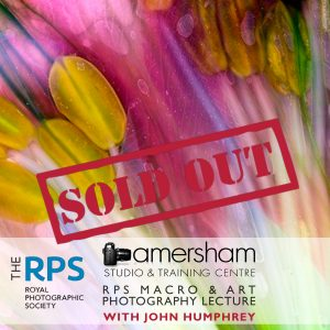 RPS Macro and Art Photography Lecture with John Humphrey