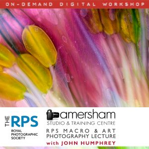 ON-DEMAND: RPS Macro & Art Lecture with John Humphrey